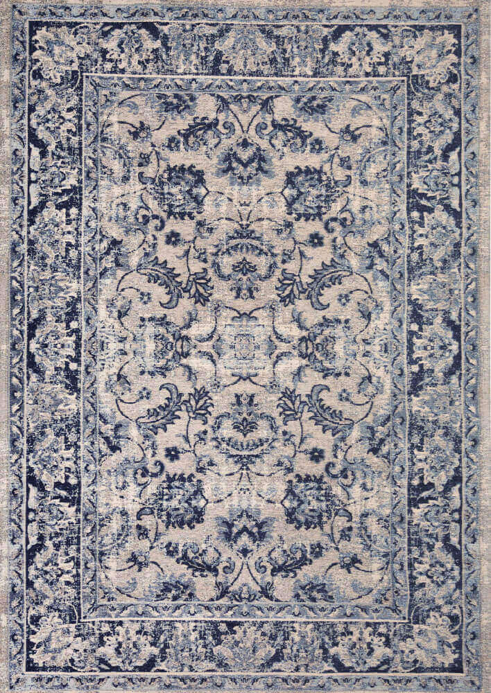 TEBRIZ ANTIQUE BLUE kilimas